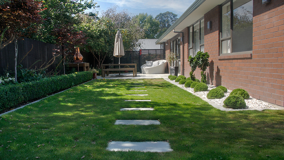 Allscapes christchurch landscaping services for Landscape garden design christchurch