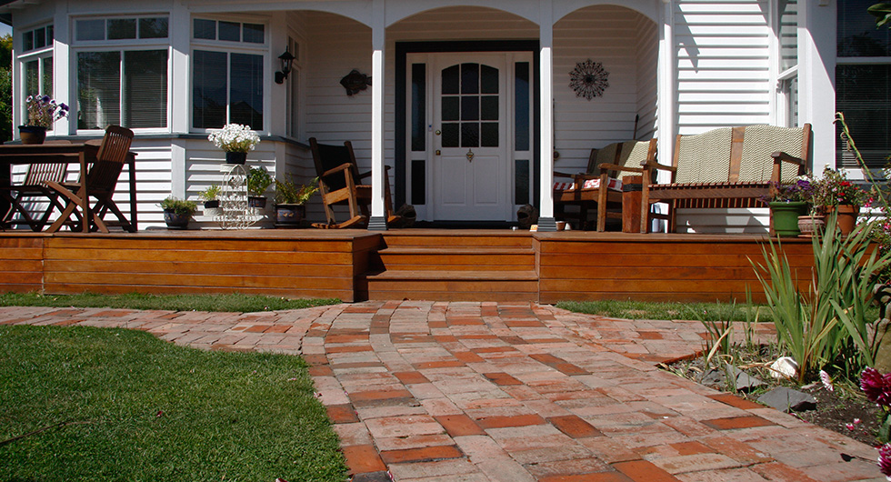 Frankleigh street outdoor paving christchurch for Outdoor pavers christchurch