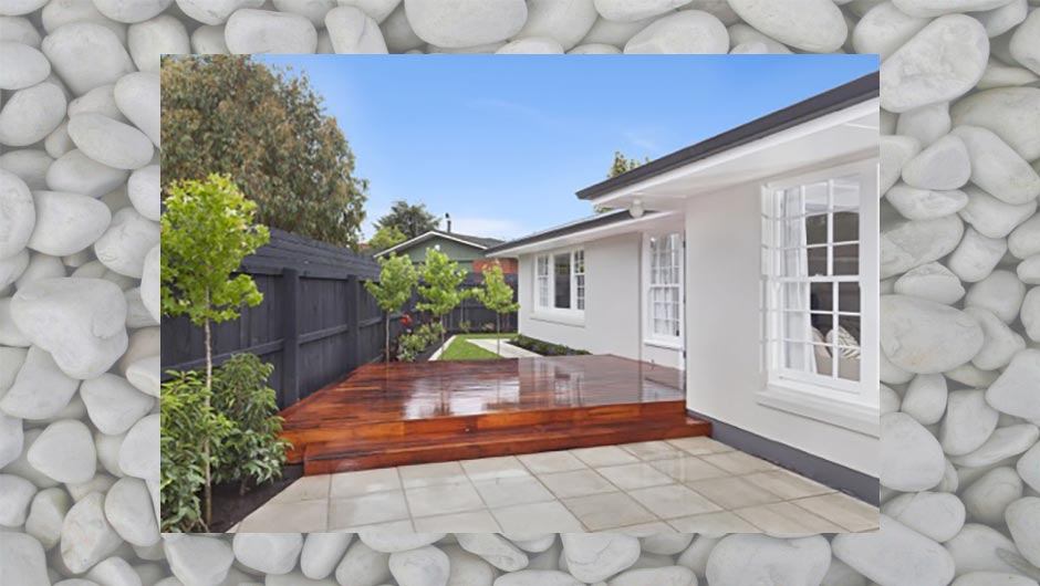Murray place landscaping project for Christchurch landscaping companies